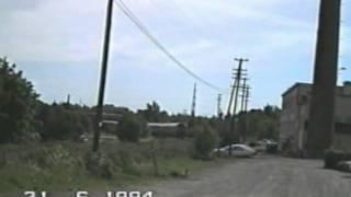 Dr13 Turun Räntämäessä 21.6.1994