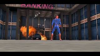 The Amazing Spider-Man Breaking The Bank Android Walktrough Gameplay