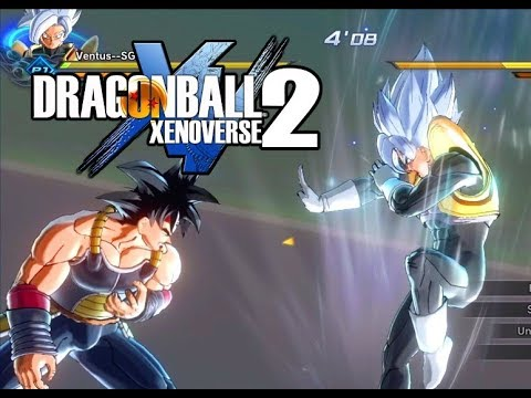 THE BEST WORST RAGE QUIT IN XENOVERSE 2 HISTORY