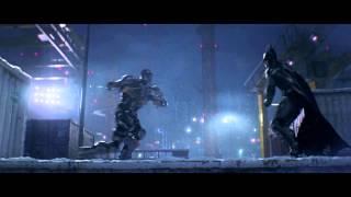 Batman: Arkham Origins Teaser Trailer