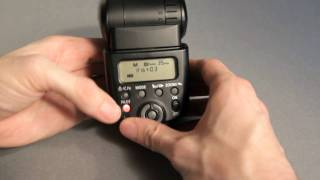 Canon 430EX II - Quick Look