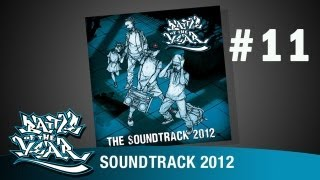 BOTY 2012 SOUNDTRACK - 11 - DJ M@R [MASSIVE BREAKZ] - SHOOT DON