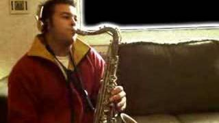 Saxophone Cover - Anthony Hamilton - I Can't Let Go