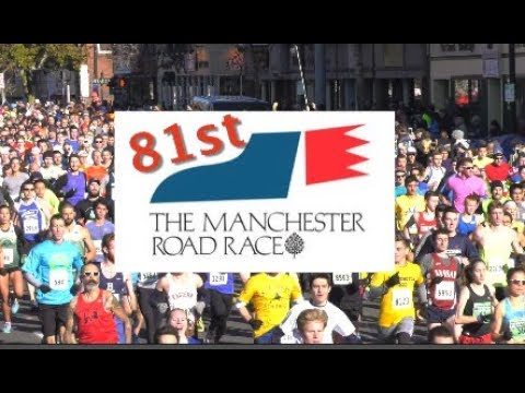2017 Manchester Road Race Highlights