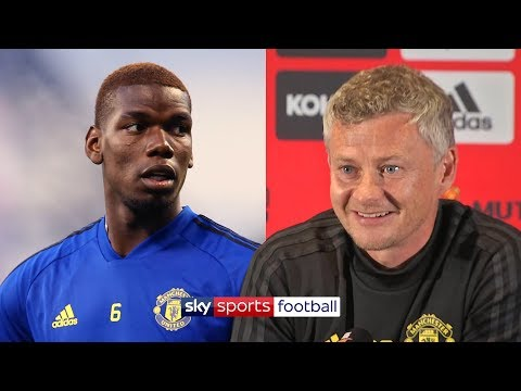 Ole Gunnar Solskjaer claims there is 'an agenda' against Paul Pogba | Full Press Conference