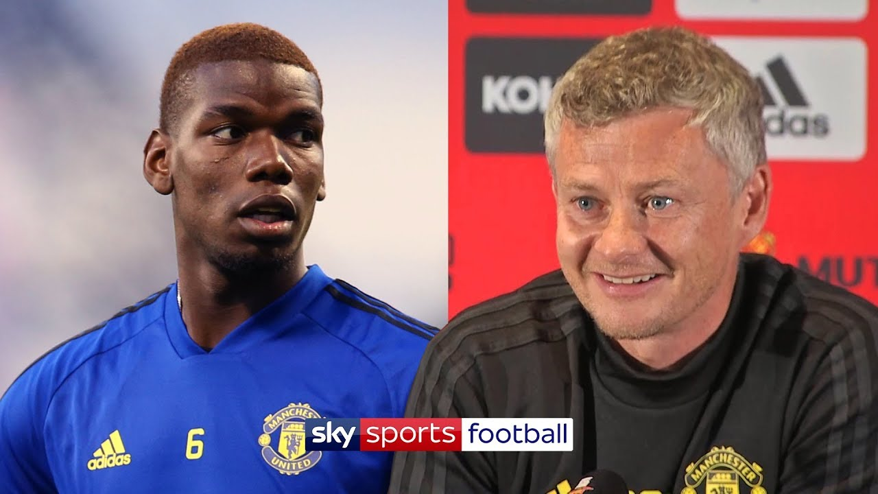 Ole Gunnar Solskjaer claims there is 'an agenda' against Paul Pogba | Full Press Conferenc