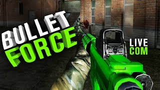 Bullet Force Live Commentary #1 (PC)