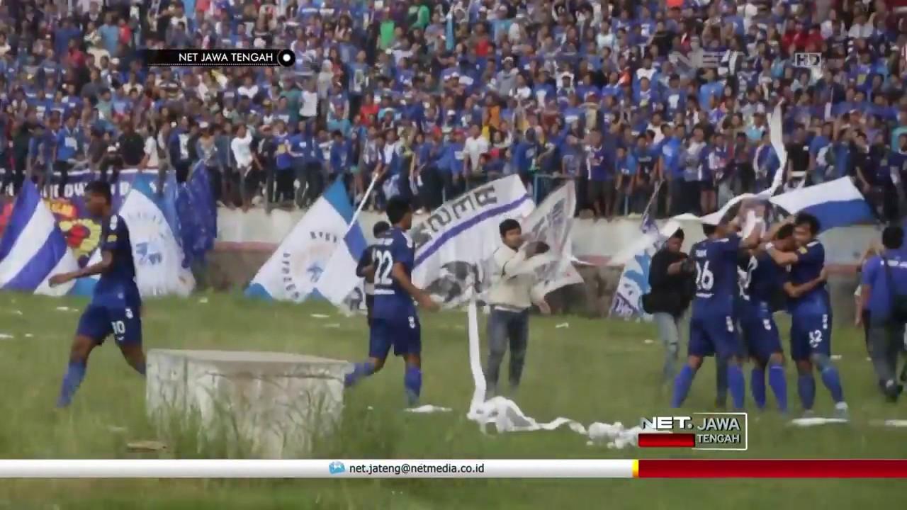 Cuplikan Goal Psis Semarang Vs Persibat Batang