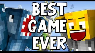 GREATEST SKYWARS EVER! Minecraft Mini Game! W/AshDubh