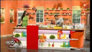 Биляна Йотовска, Лео и палачинка с овесени ядки