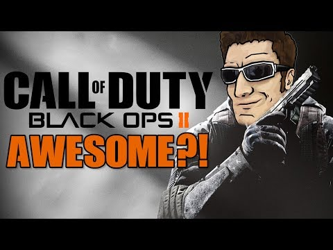 Why Was Call of Duty: Black Ops 2 SO AWESOME?!