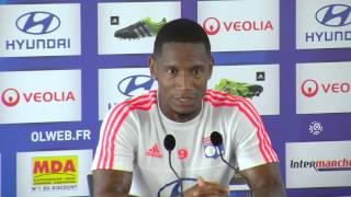 Guingamp - Lyon : Si il marque, Beauvue ne célèbrera pas son but
