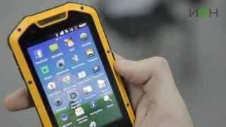 Обзор защищенного телефона SENSEIT P4 от лаборатории ИОН