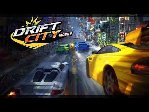 Drift City Android GamePlay Trailer (1080p) [Game For Kids]