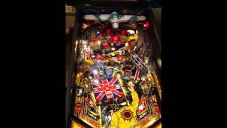 the who s tommy pinball wizard pinball machine gameplay