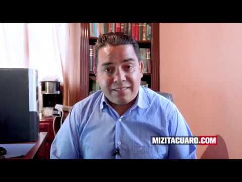 Amado Gómez González llama a votar sin miedo en Ocampo
