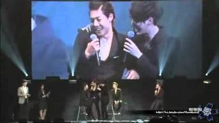 Éste es el video, de un concierto que dio SS501 en Japón, en el que...
