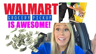 Save Money On Groceries With Walmart Grocery Pickup