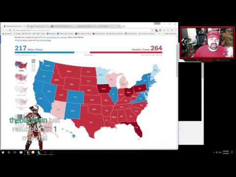 Angry Joe's 2016 Election Results