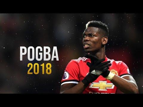 Paul Pogba 2018 ●[RAP] ● Afrodita - Manchester United - HD