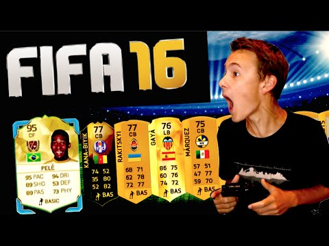 FIFA 16 PACK OPENING SIMULATOR! | PELE IN A PACK & MORE!