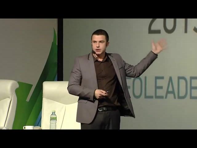 Конференция Инфолидеры - Нарезка моего интеврью