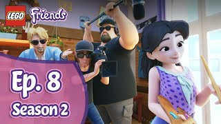 LEGO Friends 2019 Girls on a Mission - Real Friends - Season 2 Episode 8