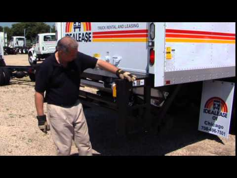Ideal Lease Pre/Post Trip Inspection Straight Truck