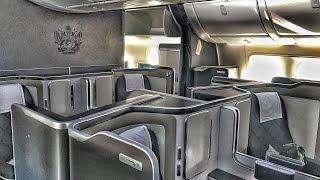 new first class   british airways   boeing 787 9   lhr ewr