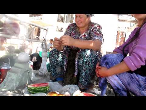 Osh'taki Ahıskalılar