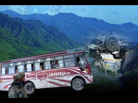 Rajouri Authorities orders magisterial probe over bus accident rumour