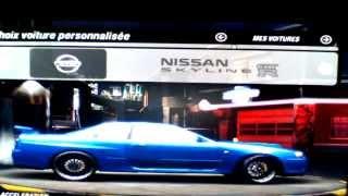 [VIDEO DETENTE] Need For Speed Underground 2 présentation des voitures de tous les F&F (PC)