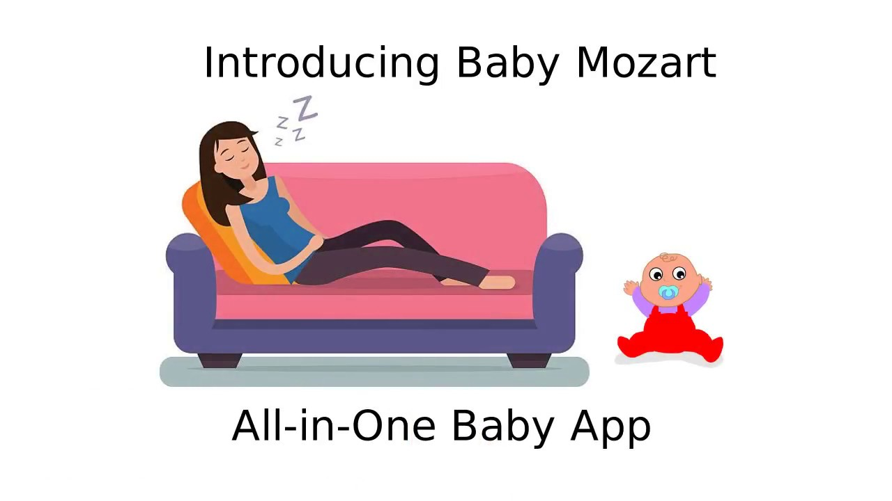 Baby Mozart - Children Music Review | Educational App Store