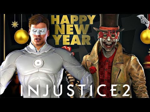 Injustice 2 Online - NEW YEARS CHALLENGE!