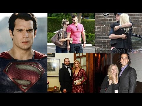 Girls Henry Cavill Dated (Superman)