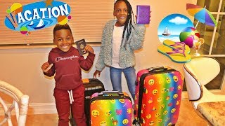 SUPRISING OUR KIDS WITH THEIR DREAM VACATION- family vlog