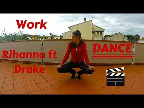 Rihanna ft Drake - Work by Martina Banini