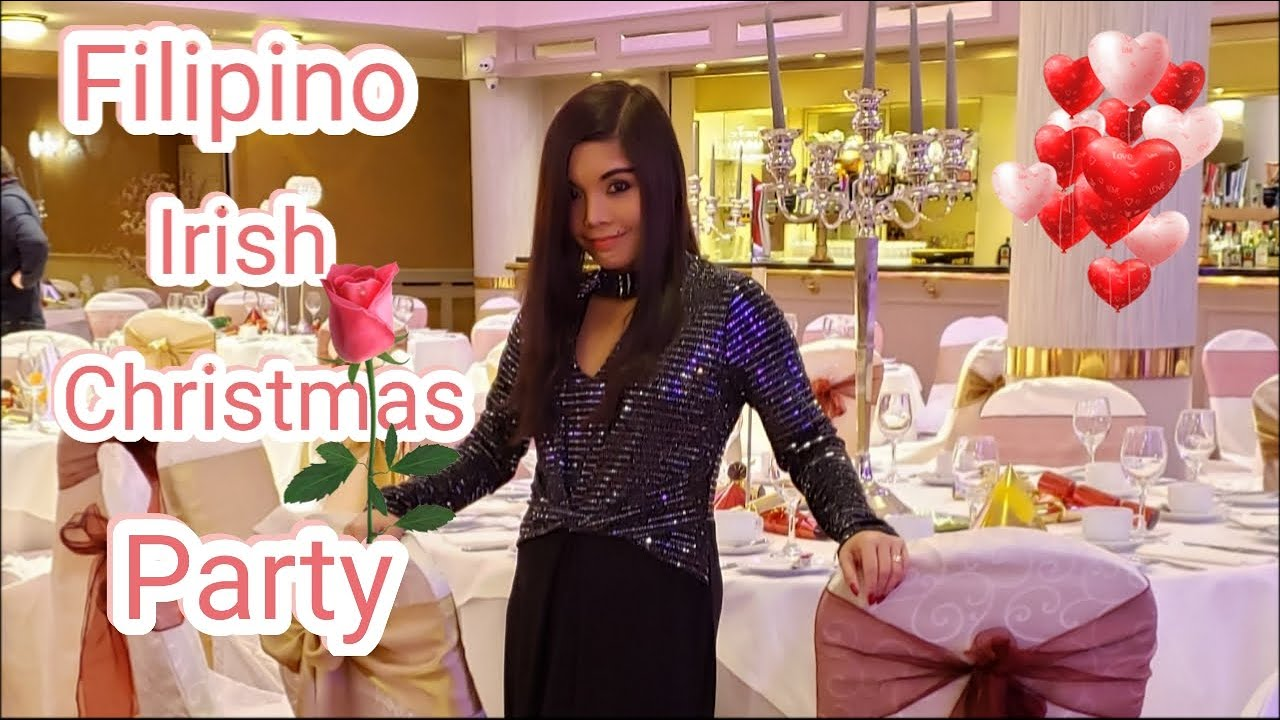 Mullingar | Bloomfield House Hotel |Filipino Irish Christmas Party 2019