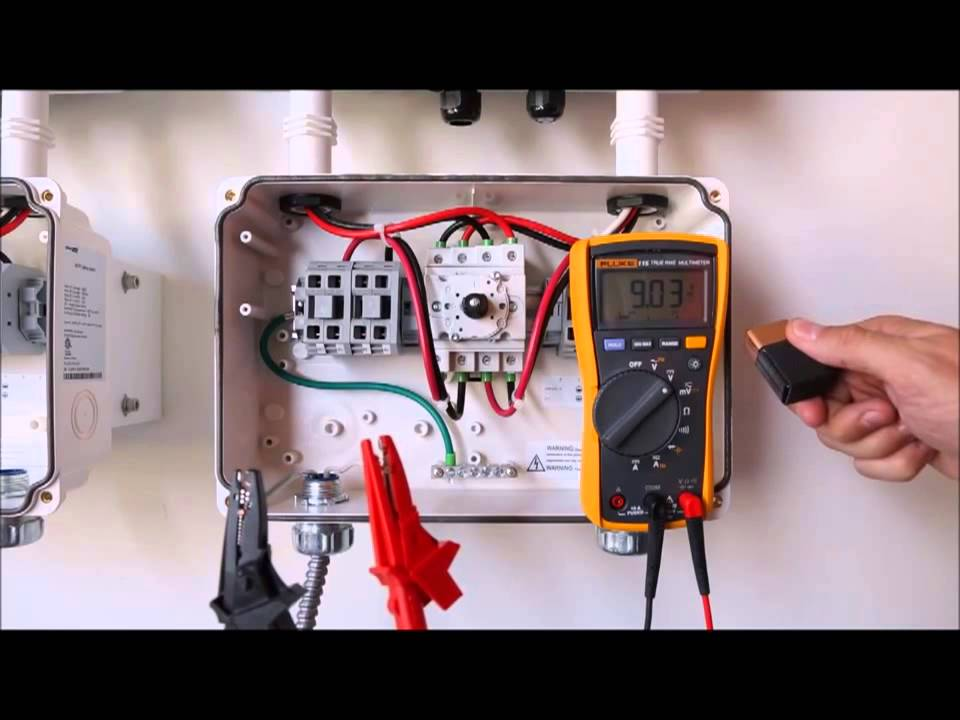 Wiring Diagram For Inverter Smart Car Stereo Solaredge Installation Guide: How To Install | Renvu - Youtube