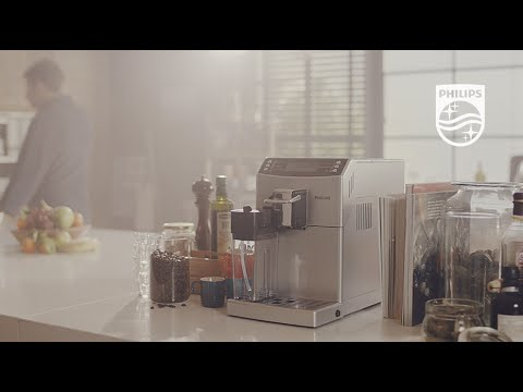 Philips 4000 Series Fullautomatic Espresso Machine With Integrated Milk Carafe - EP4051