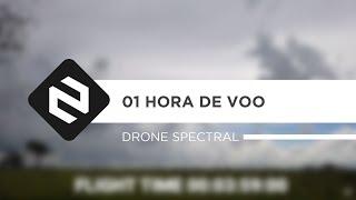Drone com 1 hora de voo? Conheça o Spectral