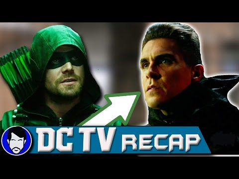 Prometheus's Origin Revealed! - Arrow Season 5 | DCTV Recap