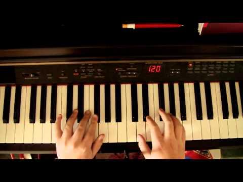 Chicago - Sufjan Stevens (Piano Tutorial)