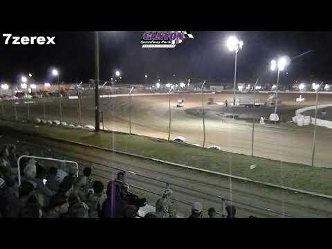 Arizona Micro Sprints Heat 2 Canyon Speedway Park 2-28-2020