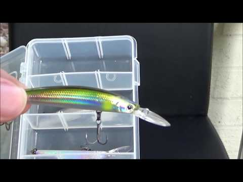 Lake Macquarie NSW Lure Selection For Flathead, Whiting, Tailor & Bream