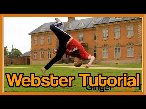 Webster Tutorial One Leg Front Flip  GNT How to