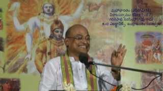 Day 1 of 7 Virataparvam by Sri Garikapati Narasimharao at Undrajavaram (Episode 18)