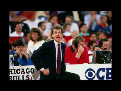 Doug Collins is back with the Chicago Bulls after 28 years away