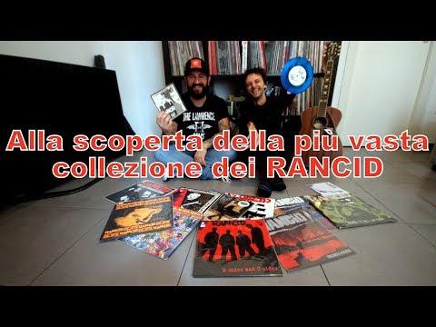 RANCID - Intervista Con Il Più Grande Collezionista Al Mondo.