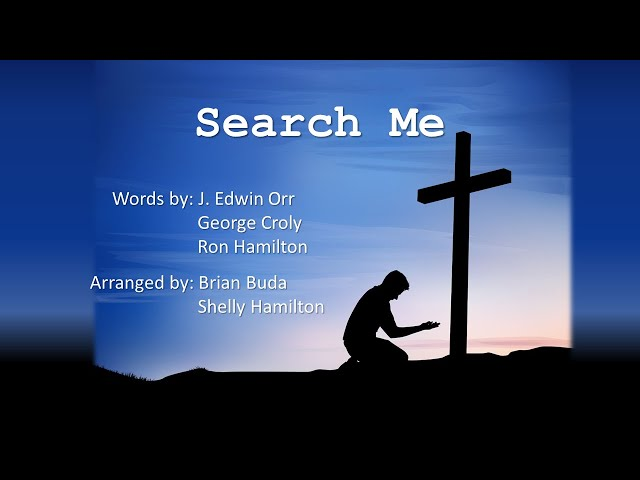 Search Me | The Wonder of God · Pastor Jerome Pittman | O Come To The Altar